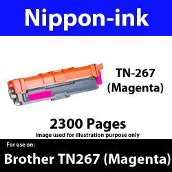 TN267 Magenta  For Brother TN-267 TN 267 Laser Toner