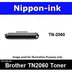 TN2060 Brother Laser Toner For Brother Printer HL-2130, HL-2132.  DCP-7055