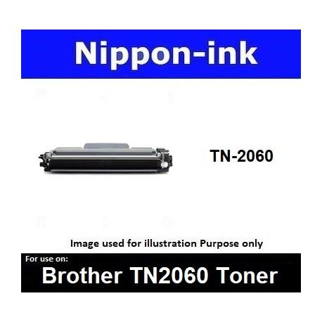 TN2060 Brother Laser Toner For Brother Printer HL-2130, HL-2132.  DCP-7055
