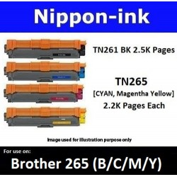TN 265 Brother Laser Toner - Nippon-ink TN265