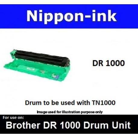 DR 1000 Drum For Brother DR1000 Nipponink