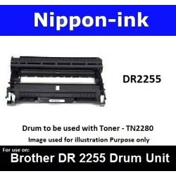 DR 2255 Drum For Brother DR2255 Nipponink