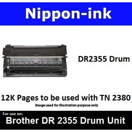 DR 2355 Drum For Brother DR2355 Nipponink