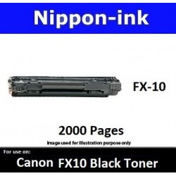 FX 10 Black For Canon laser toner FX10 Nipponink