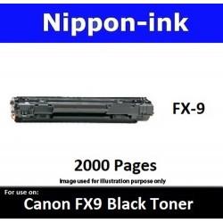 FX 9 Black For Canon laser toner FX9 Nipponink