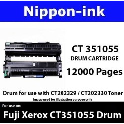 For Fuji Xerox CT 351055 laser Drum Nipponink CT351055 for use with CT202330