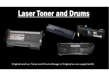 Toners and Drums ( For Lazer printers )